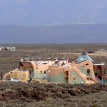 Cool Earthships