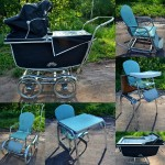 Baby Carriage Wonda Chair