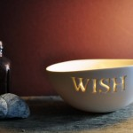 Wish Dish for Tea Lights