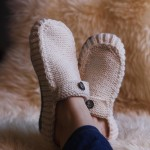 All Seasons Slippers -Knitting Pattern
