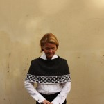 Working Girl Capelet - PDF Knitting pattern