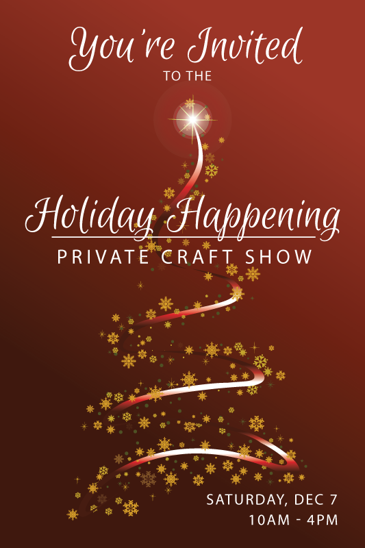 Holiday Happening Craft Show