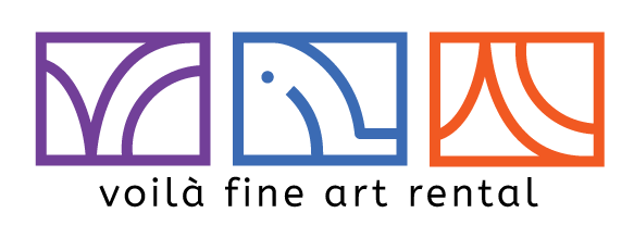 Voila Fine Art Rental
